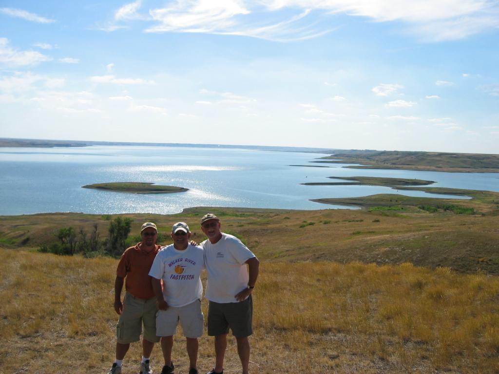 Lake Oahe Wander Junkie