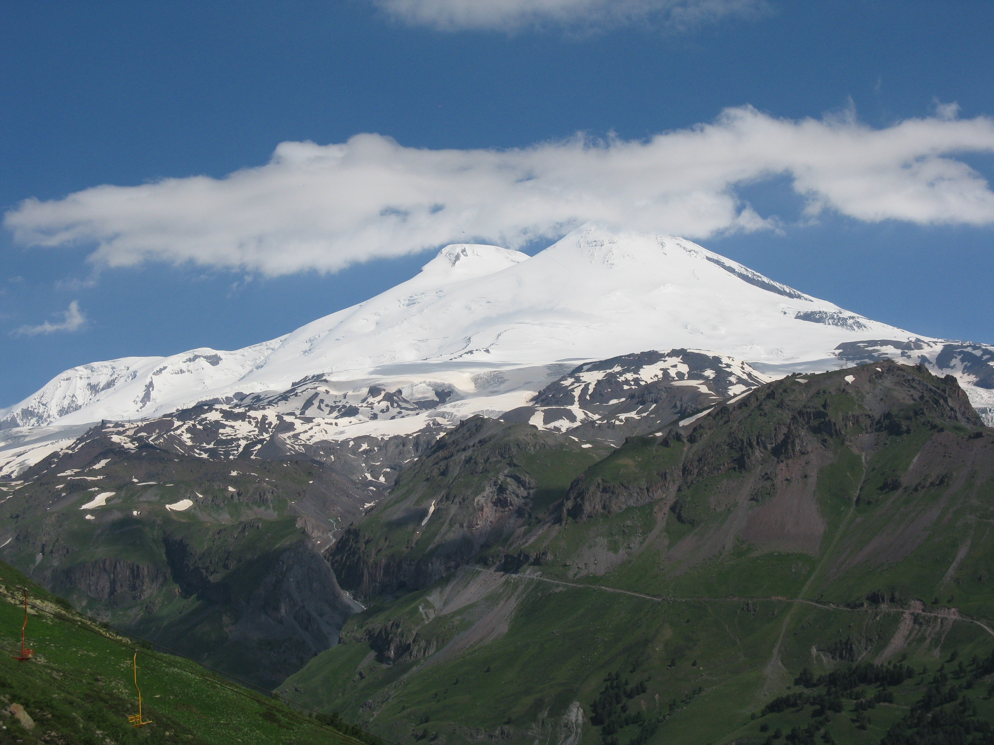 Wander Junkie » Mt. Elbrus
